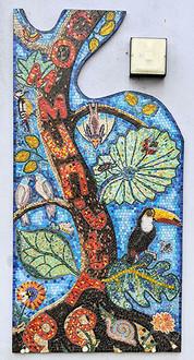 Unitree, Edwards Woods Community Centre Mosaic