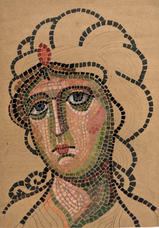 Byzantine Style Gabriel