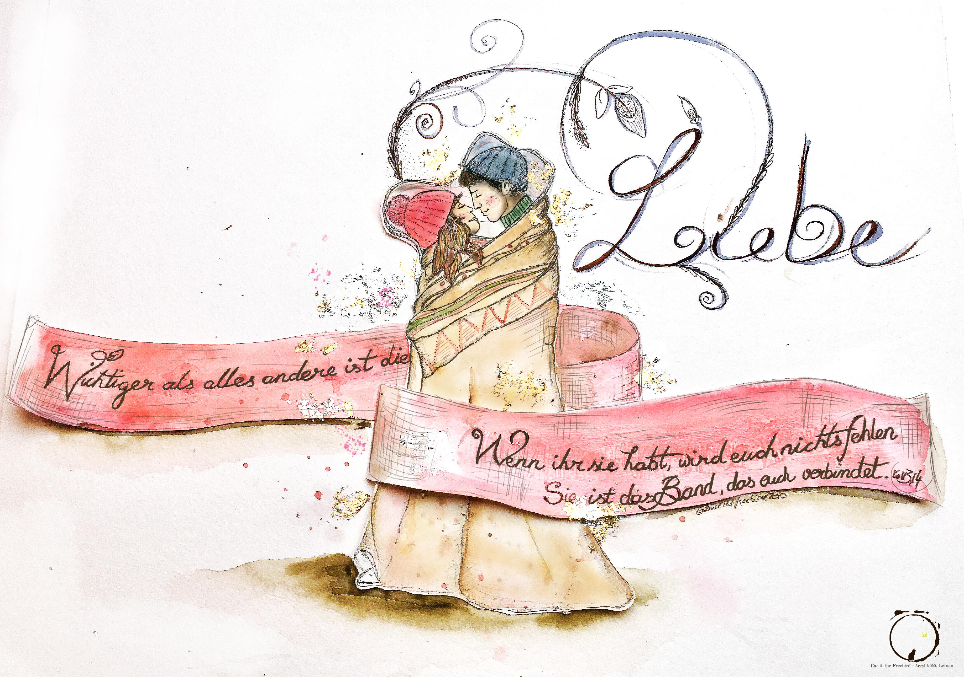 Kolosser 13,4 BAnd der Liebe