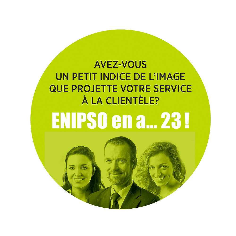 ENIPSO - Indice client