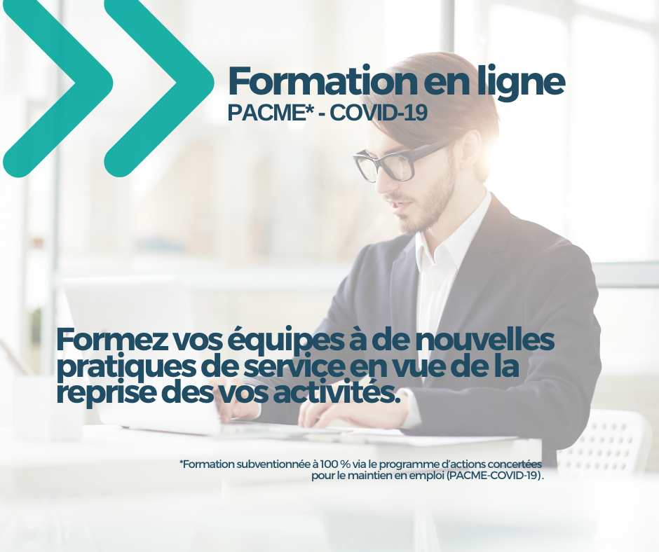 ENIPSO - PACME - COVID 19 Formation