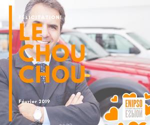 chouchou concessionnaire