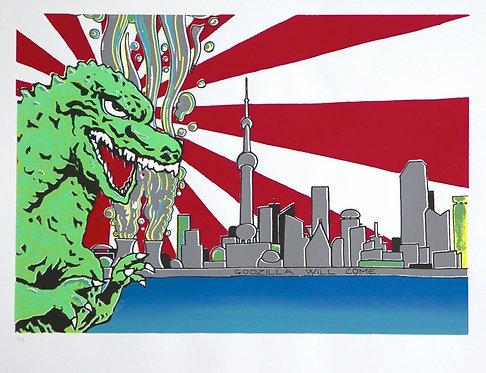 Godzilla Will Come