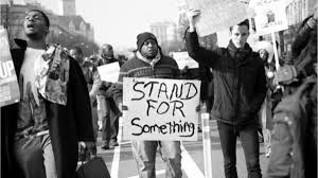 In Memory of George Floyd: Say Something. Do Something.