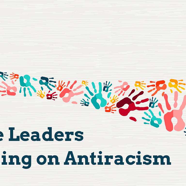 White Leaders Working on Antiracism