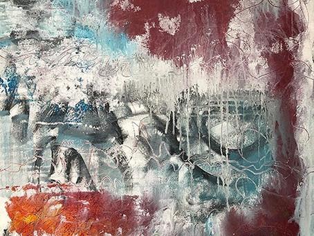 WOMANhattan Arts International. My Artwork featured in HerStory 2020-2021