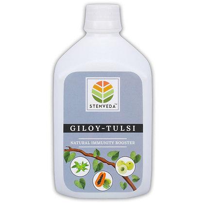 Giloy Tulsi Juice 1L