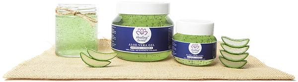 Healing Secrets Aloe Vera Leaf Gel Photo
