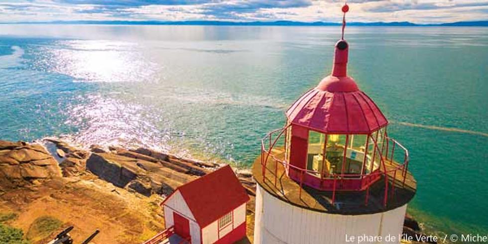 Retraite vers SOI: Une île, un phare, VOTRE histoire