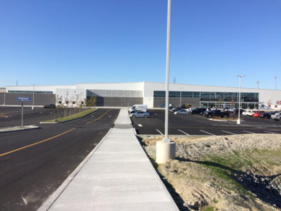 Main Exit Driveway.JPG