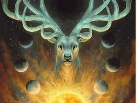 Solar Eclipse Sidereal Taurus - Nakshatra of Mrigashira