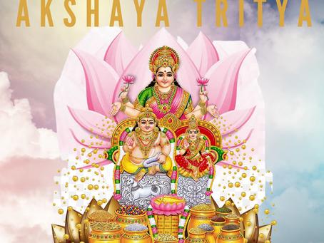 Akshaya Tritya - 2021