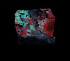 Hackmanite from Narsaq, Illmaussaq complex, Greenland