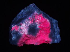 Aragonite; Boccheggiano mines, Montieri, Grosseto Province, Tuscany, Italy