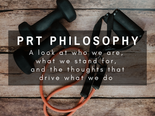 Physical Resilience Training Philosophy