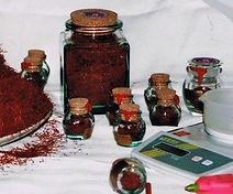 Conservation du safran