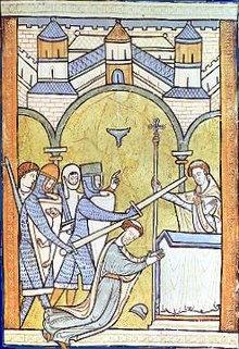 Manuscrits médiéval du XIIIème siècle utilisant l safran comme teinture pour ses enluminures