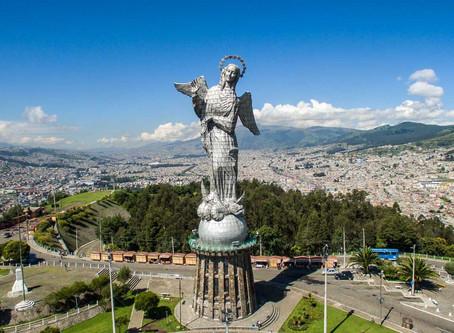 Fiestas de Quito - Celebrating the foundation of San Francisco de Quito