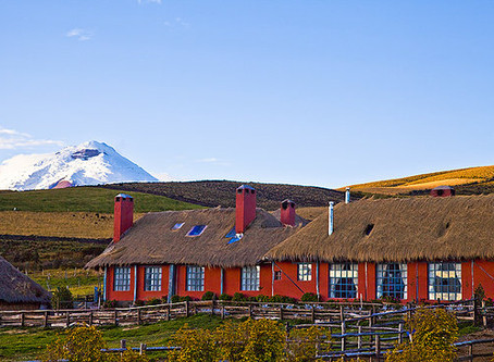 Best places to staying near to Cotopaxi, Ecuador.