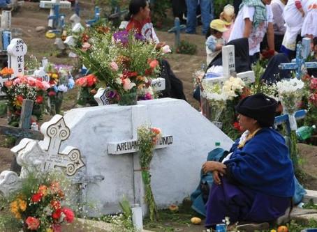 Ecuador day of the dead