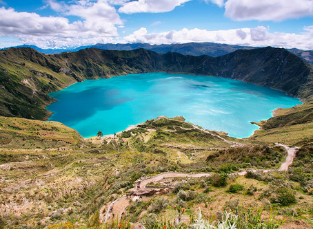 The Quilotoa Loop