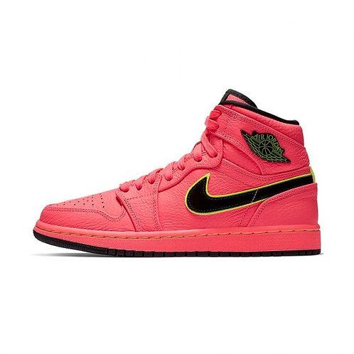 Air Jordan 1 High - Premium Hot Punch