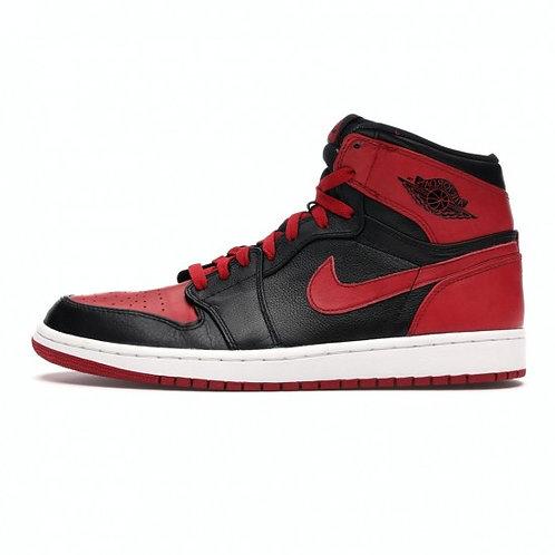 Air Jordan 1 MID - Banned (Red / Black)