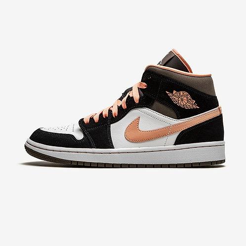 Air Jordan 1 MID - Peach Moca