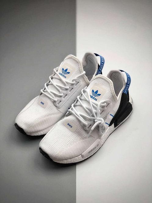Adidas - Boost NMD V2 Black & White