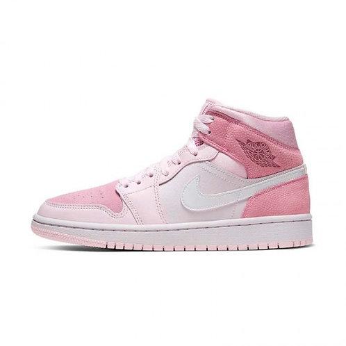 Air Jordan 1 MID - Digital Pink