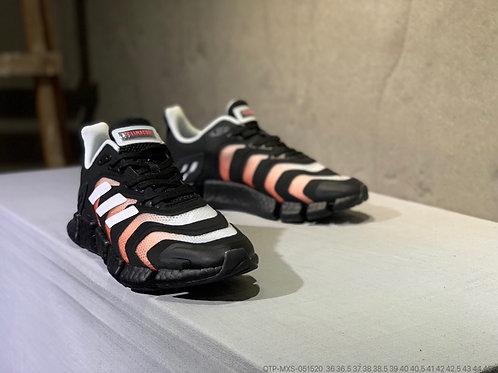 Adidas Climacool - Black & White & Orange