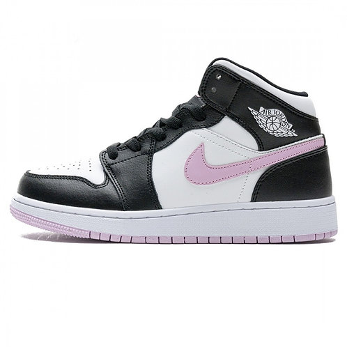 Air Jordan 1 MID - GS Arctic Pink