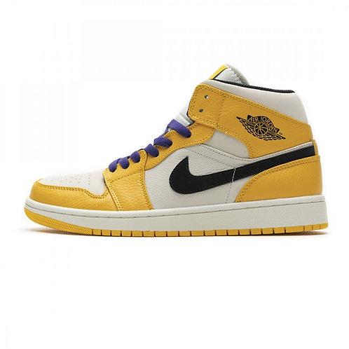Air Jordan 1 MID - SE Lakers