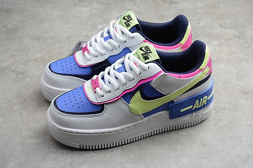 Air Force 1 Shadow - Sapphire Barely Volt