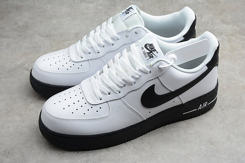 Air Force 1 Low - White Black Midsole