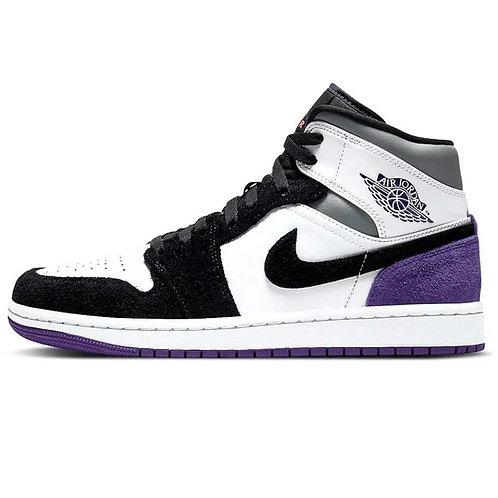 Air Jordan 1 MID - SE Purple