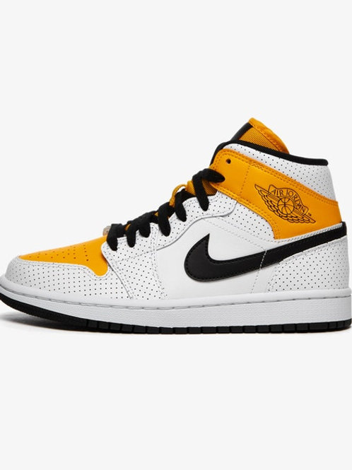 Air Jordan 1 MID - Laser Orange