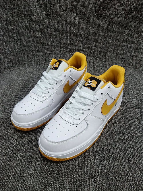 Air Force 1 Low - Dual Swoosh White Wheat