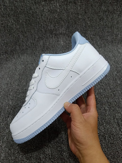 Air Force 1 Low - White Hydrogen Blue