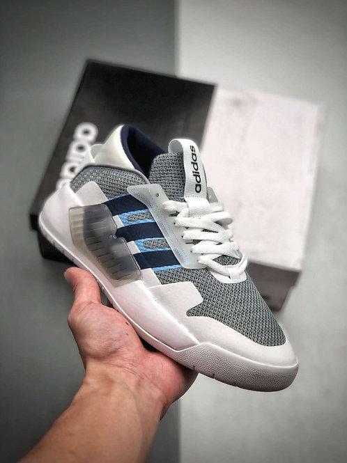 Adidas - Neo Bball 90S White & Grey