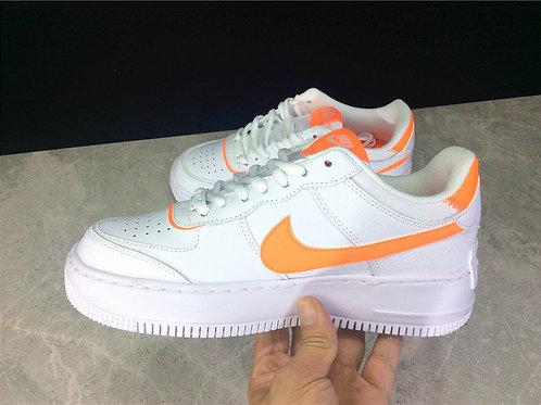 Air Force 1 Shadow - White Total Orange