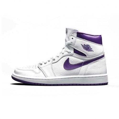 Air Jordan 1 High - Retro Court Purple
