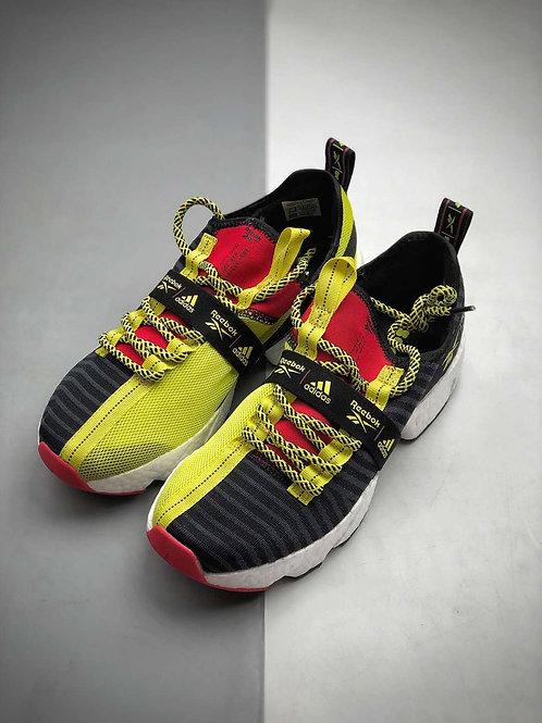 Adidas - Sole Fury x Boost 'Hyper Yellow' Marathon