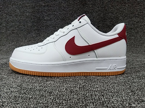 Air Force 1 - Low Summit White Team Red