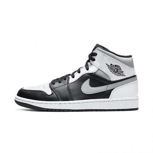 Air Jordan MID 1 - White Shadow