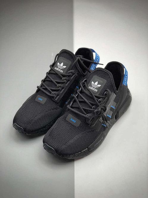 Adidas - Boost NMD V2 Black & Blue