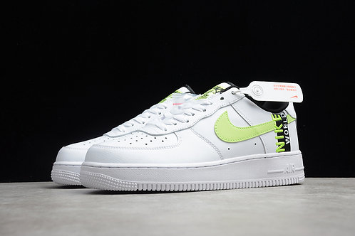 Air Force 1 Low - Worldwide White Barely Volt