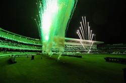 Fogos Caruaru nos estádios