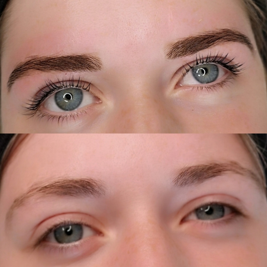 Henna Brow Design + Lash Lift & Colour Boost