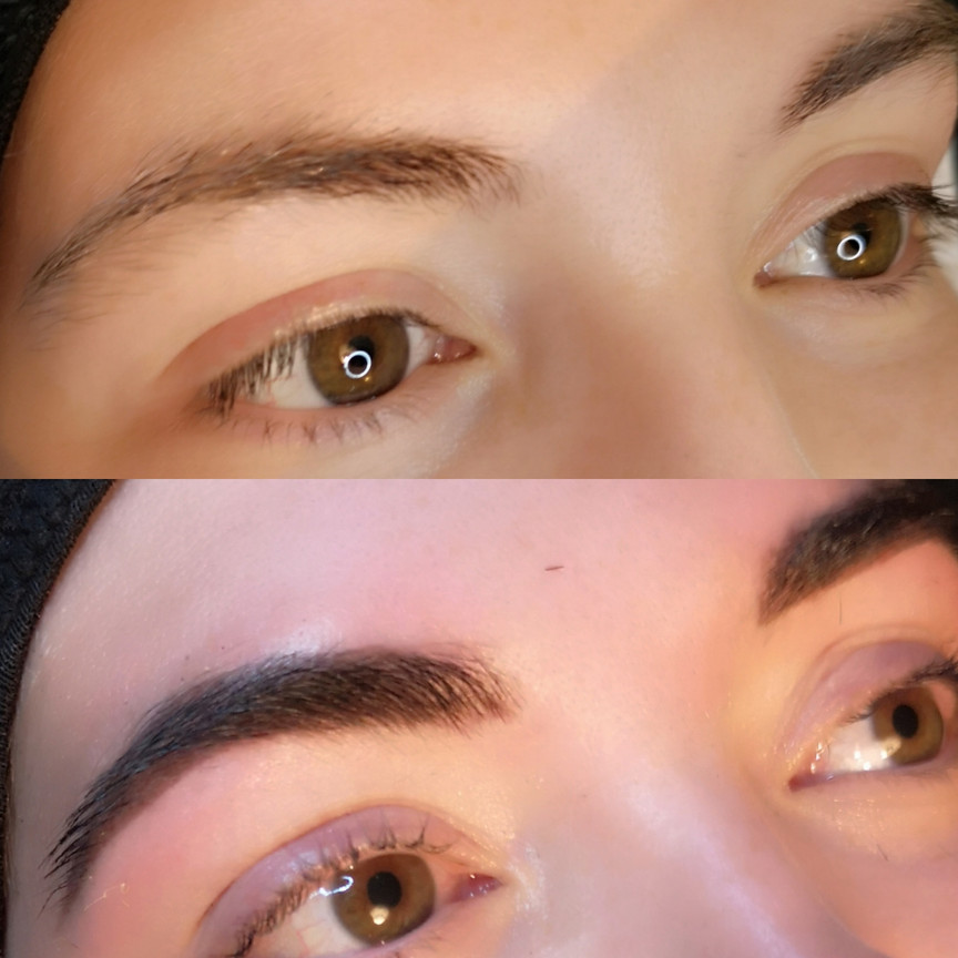 Henna Brow Design & Lash Lift